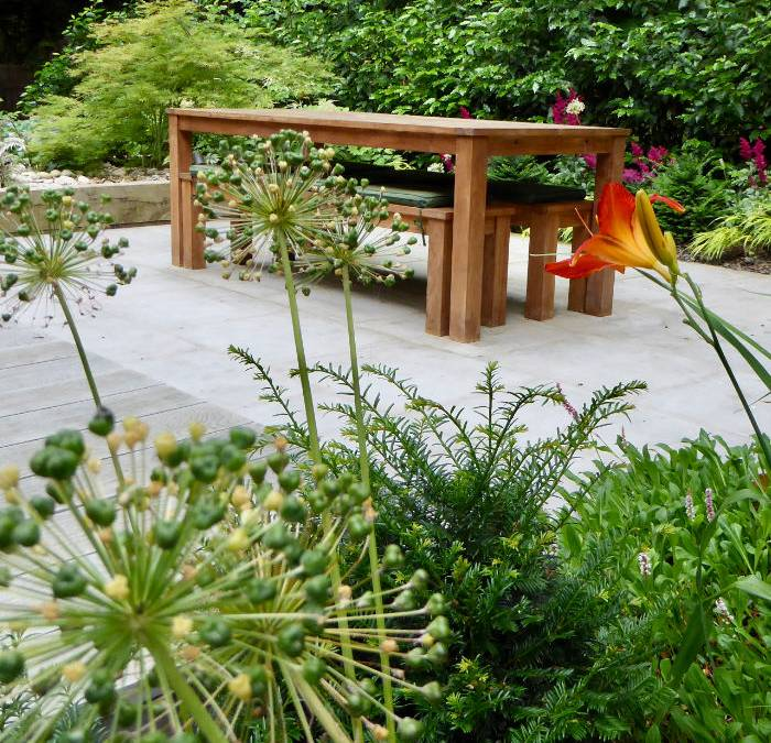 Deck Garden